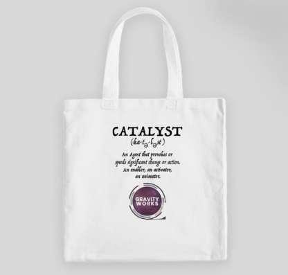 Tote Bag Catalyst